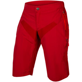 Endura SingleTrack Shorts Herrer, rustred